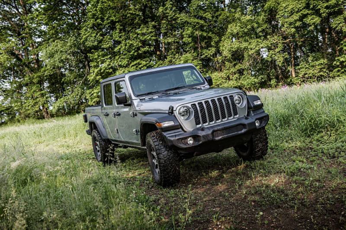 "JKS Manufacturing 3-3.5"" J-Rated Systems For The Jeep Gladiator JT"